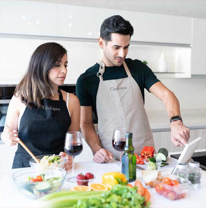 Chefcipes get 5 free recipes