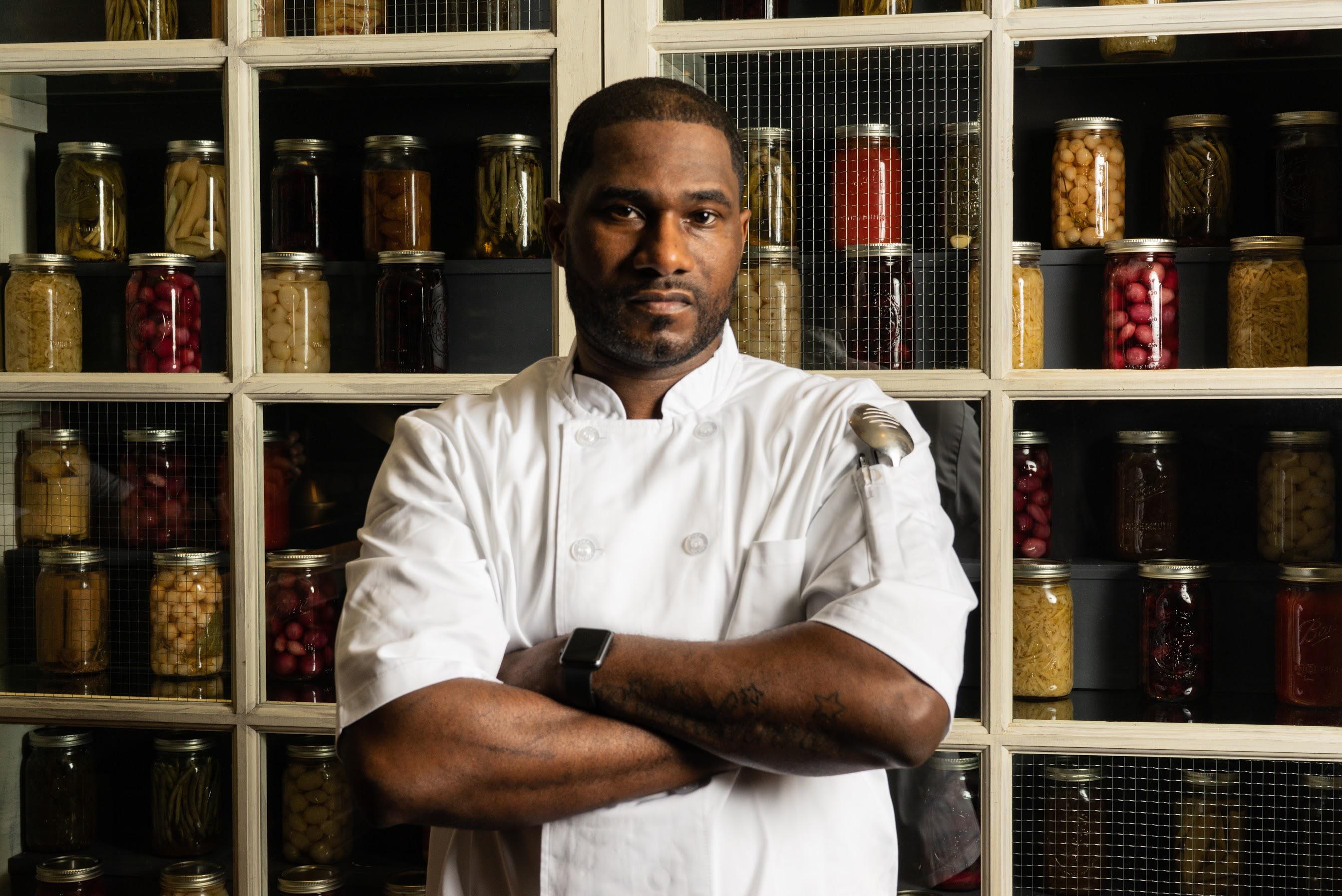 Chef Gregory Headen