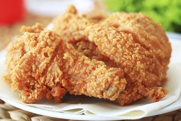 Granny Fried Chicken