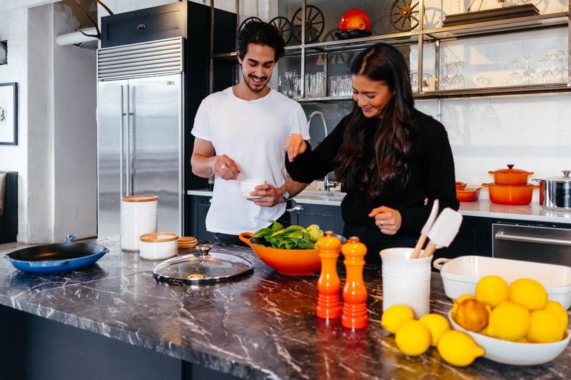 Home Cooks & Foodies image